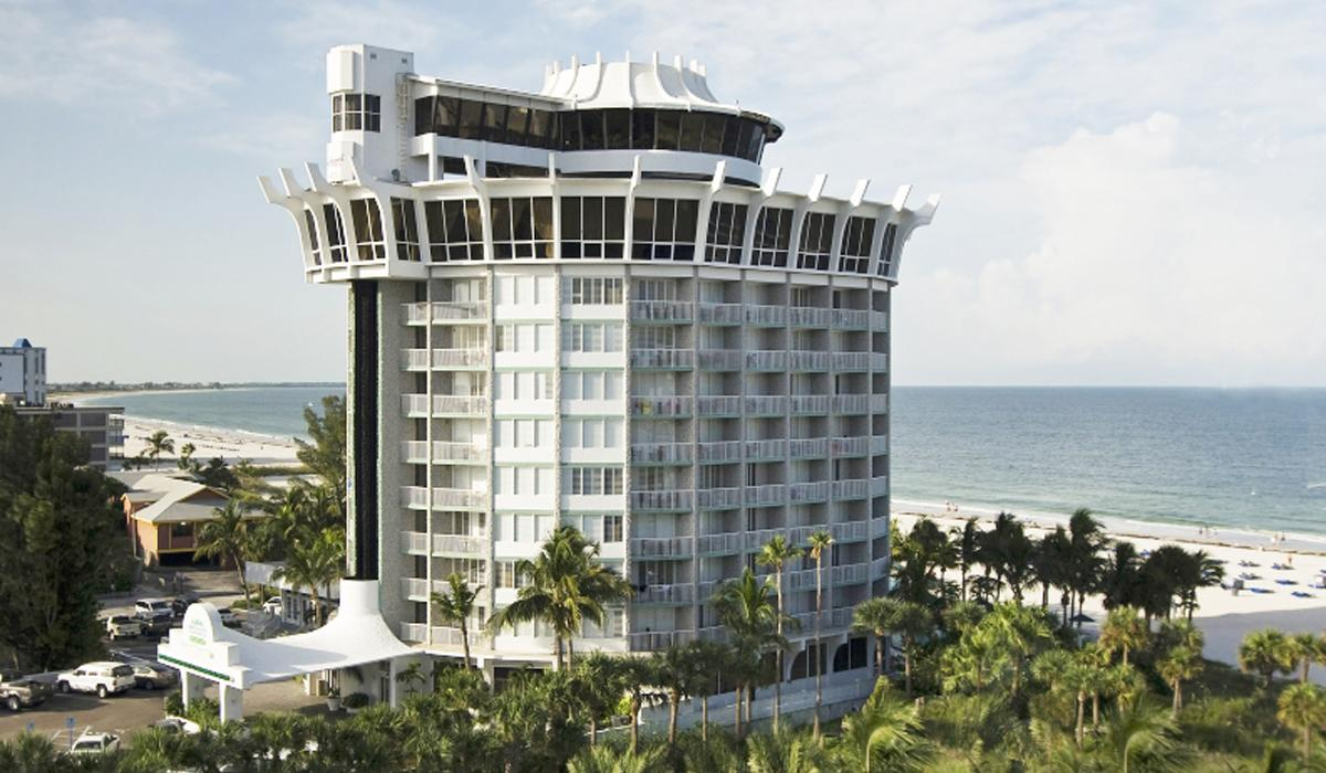 Plaza Beach Hotel St Pete Beach
