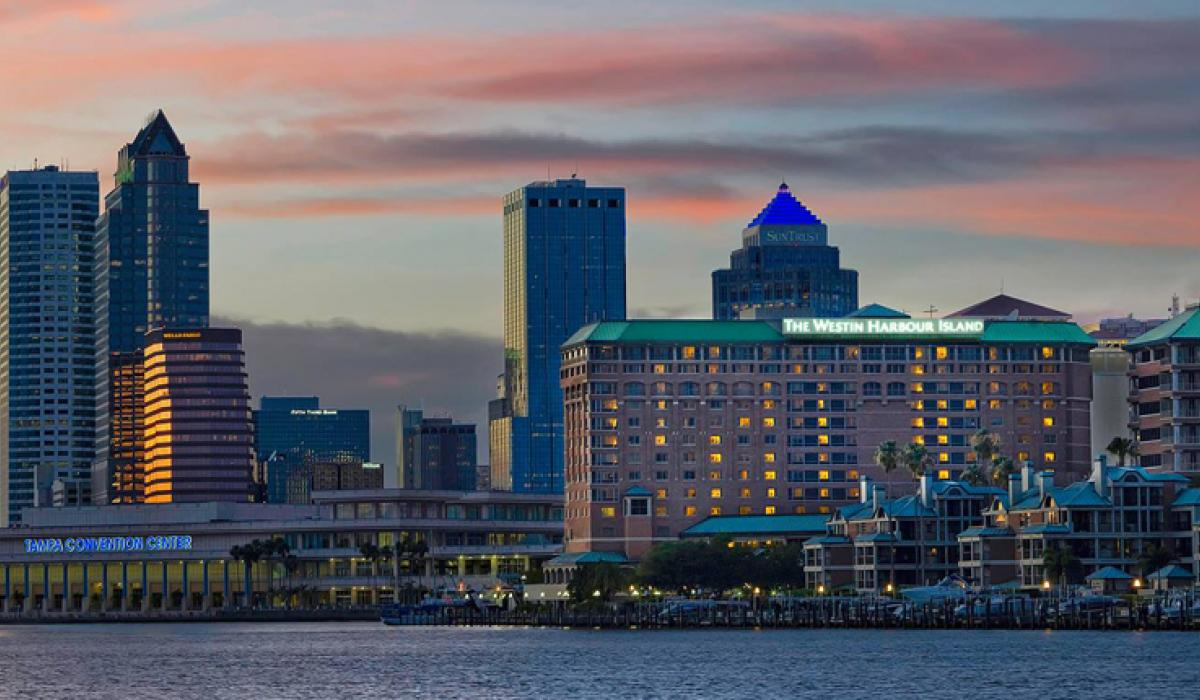 Westin Tampa Harbour Island Hotel